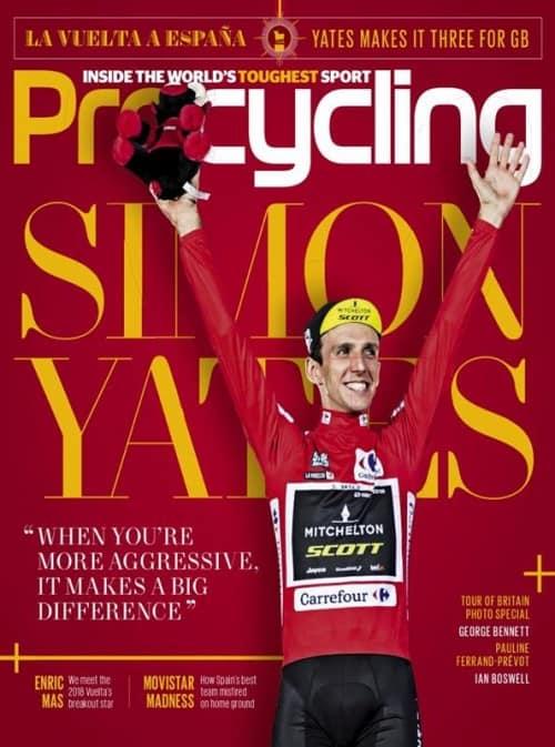 Lehden Procycling kansikuva