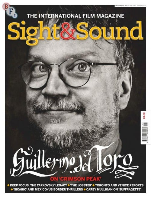 Lehden Sight & Sound kansikuva